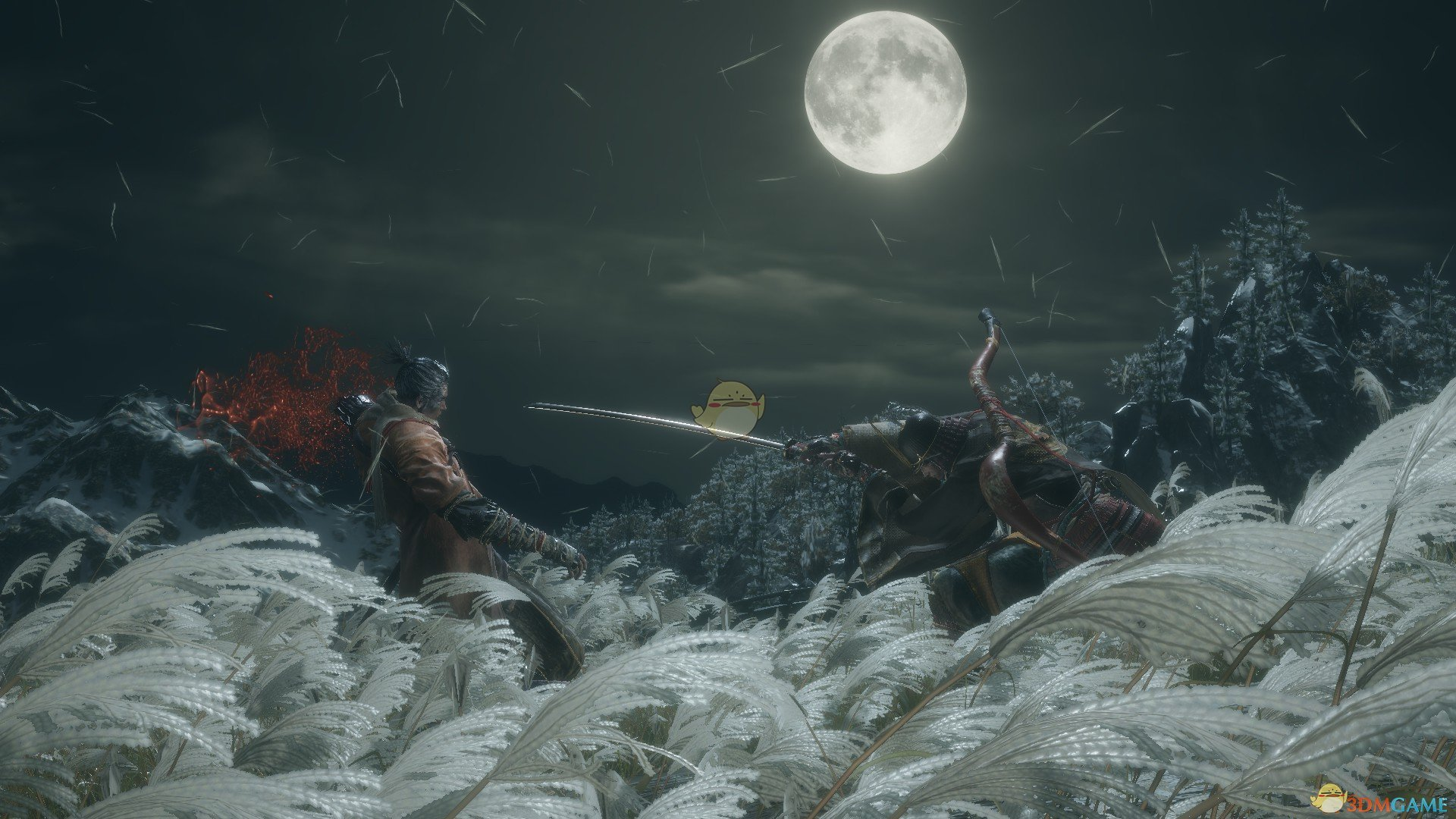 《只狼:影逝二度》变若水和死蜡瘤关系介绍