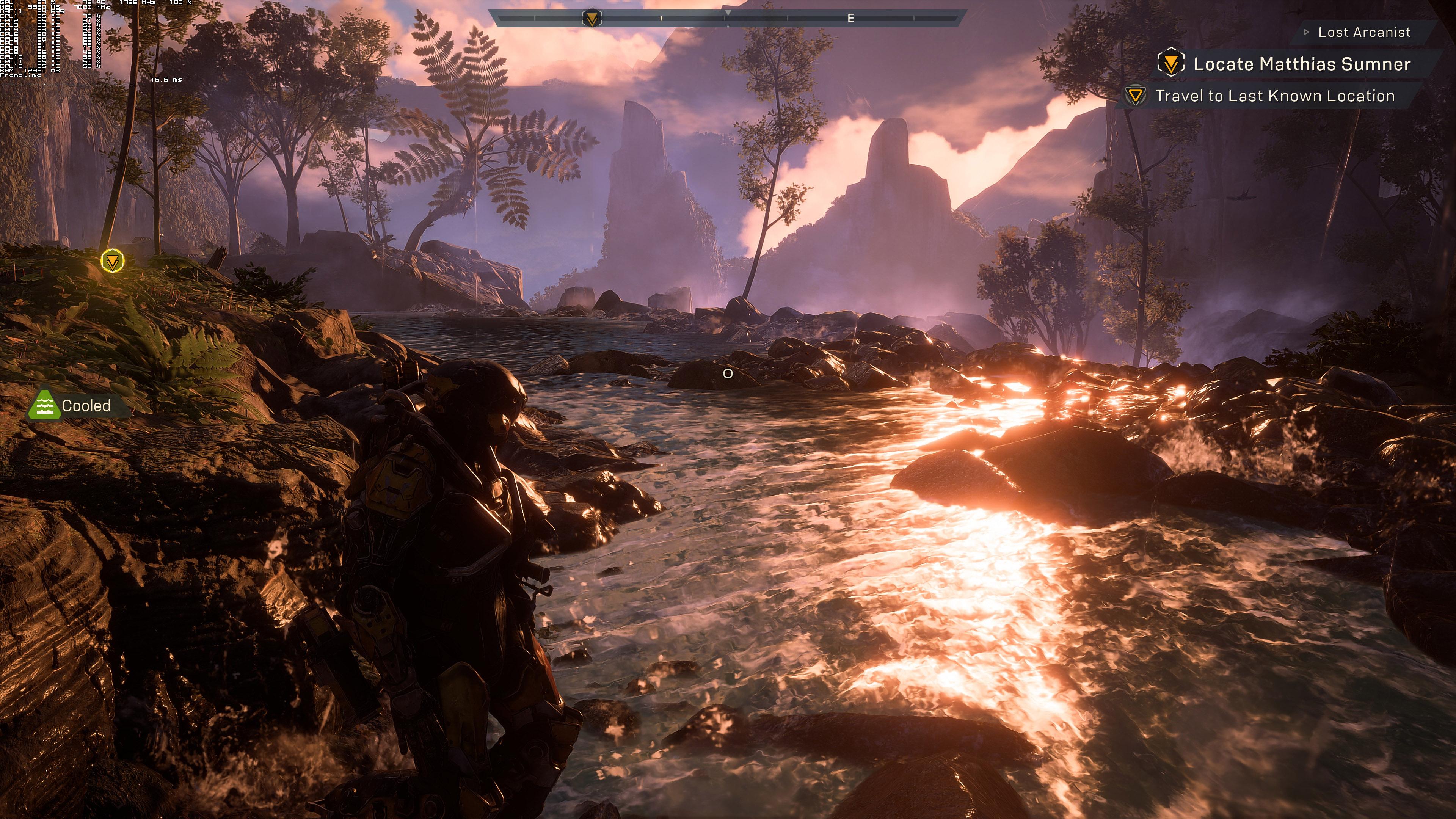 外媒:《圣歌》是目前DLSS实施最好的游戏 截图对比