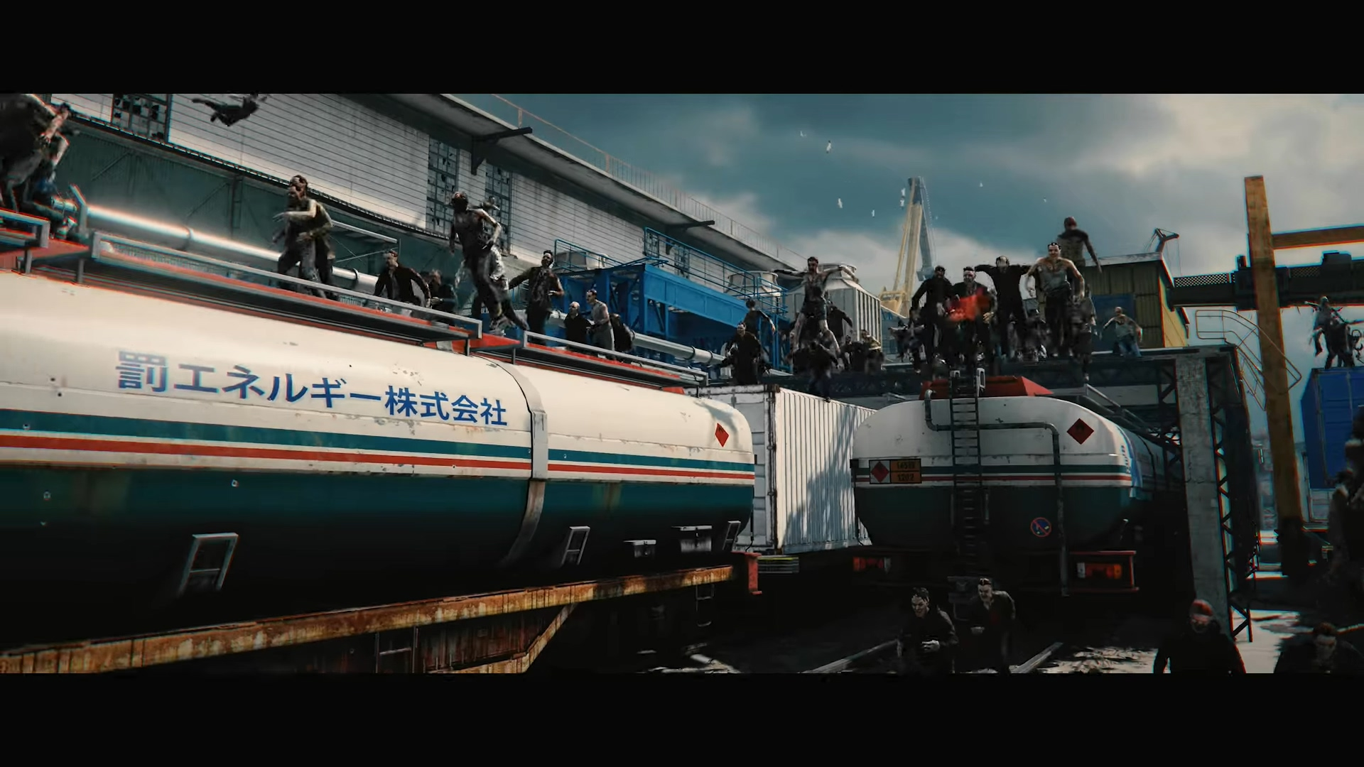 《僵尸世界大战》加入日本东京地图 首发扩展到4个章节