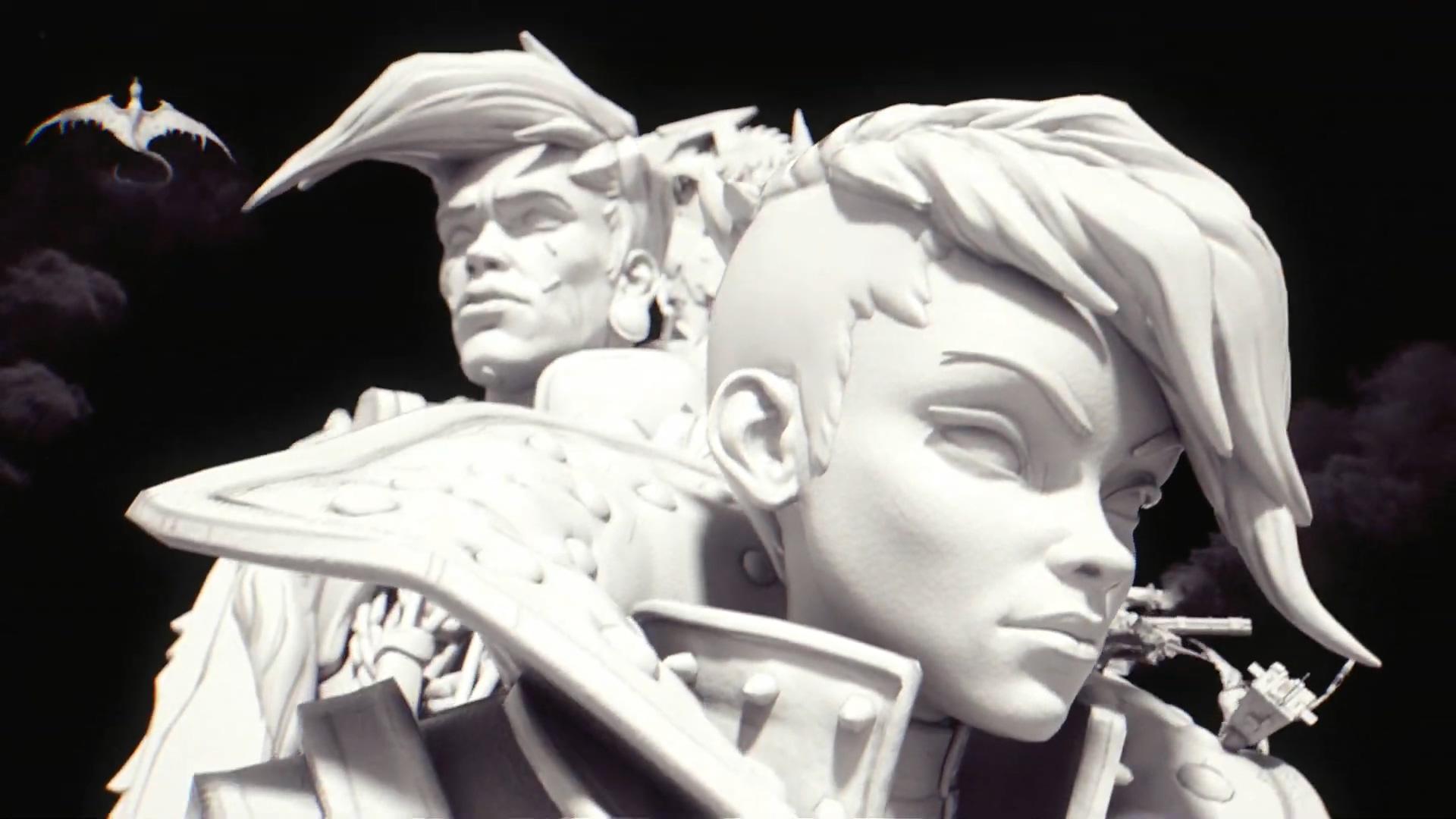 """《无主之地3》?Gearbox公布无主之地悬念预告""""躁事者面具"""""""