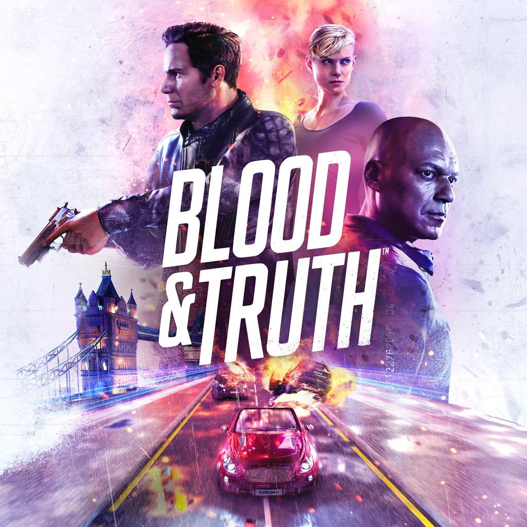 PSVR平台新作《Blood & Truth》将在5月28日发售