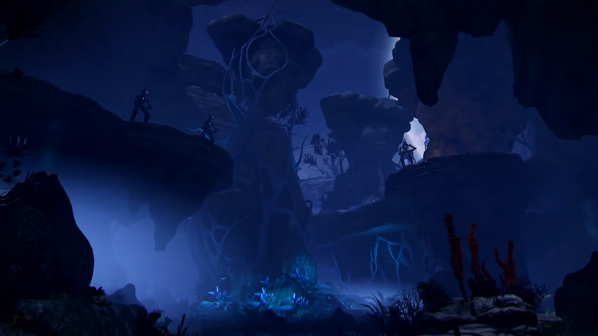 开放世界游戏《风暴之地》新预告 对抗变异军队