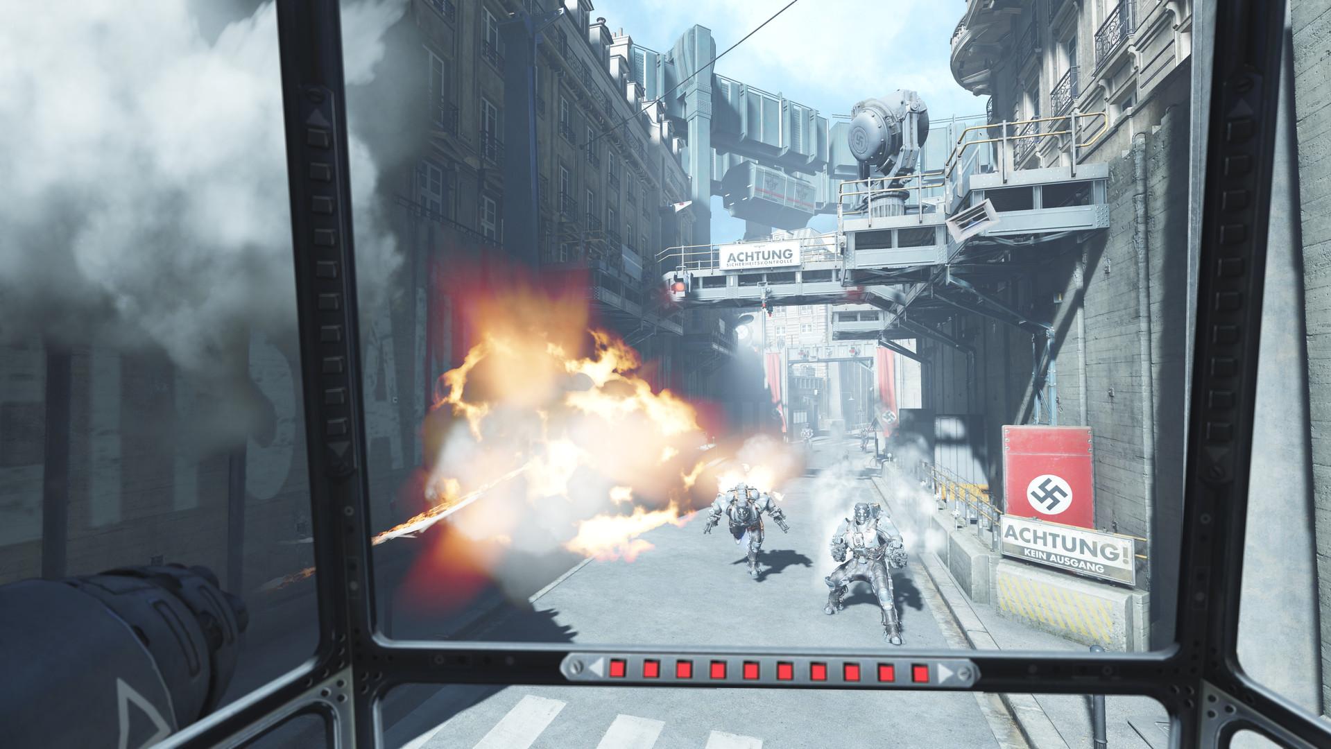 《德军总部》VR游戏《德军总部:异度领航员》发售日公布