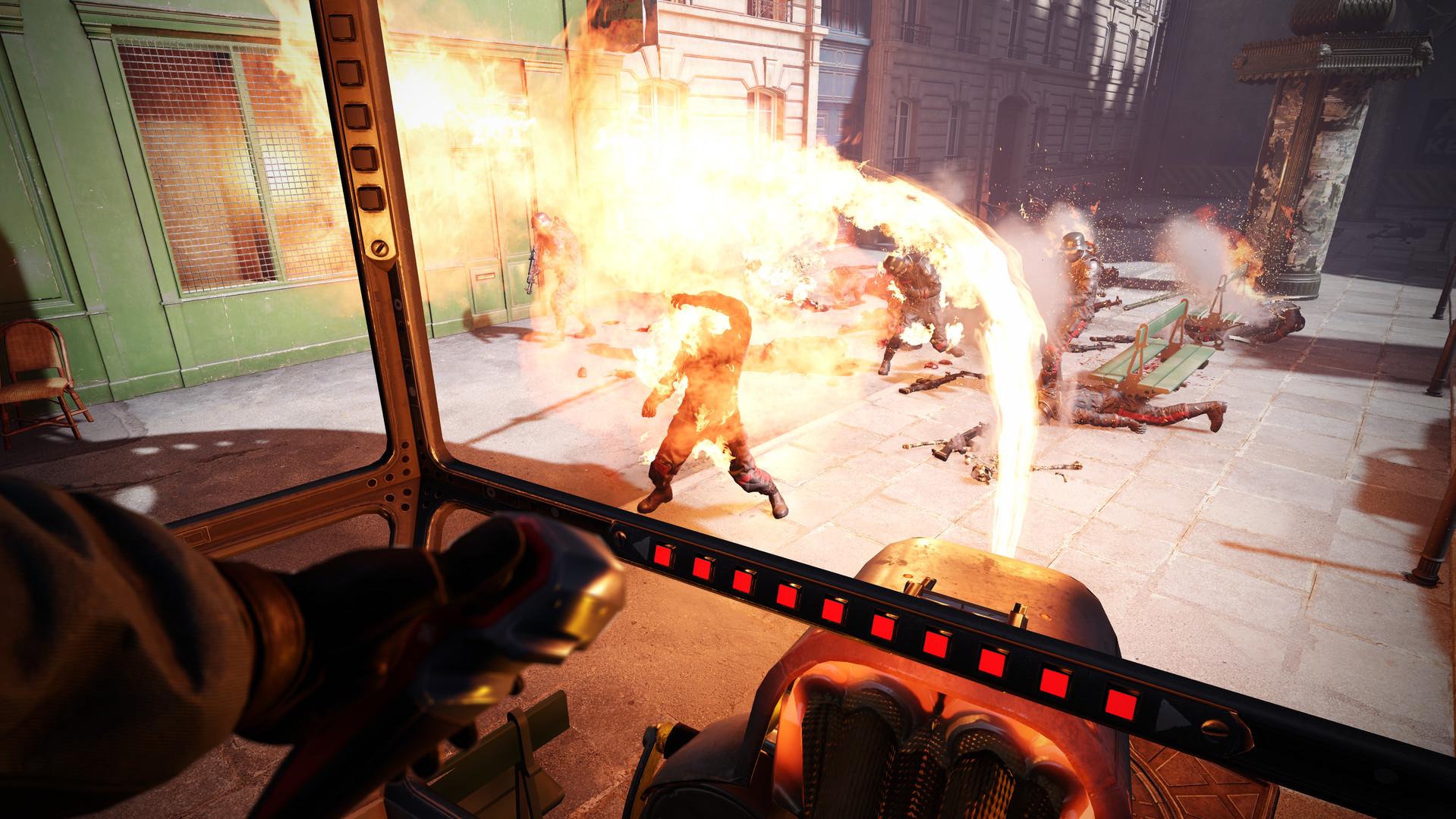 《德军总部》VR游戏《德军总部:网络骑兵》发售日公布