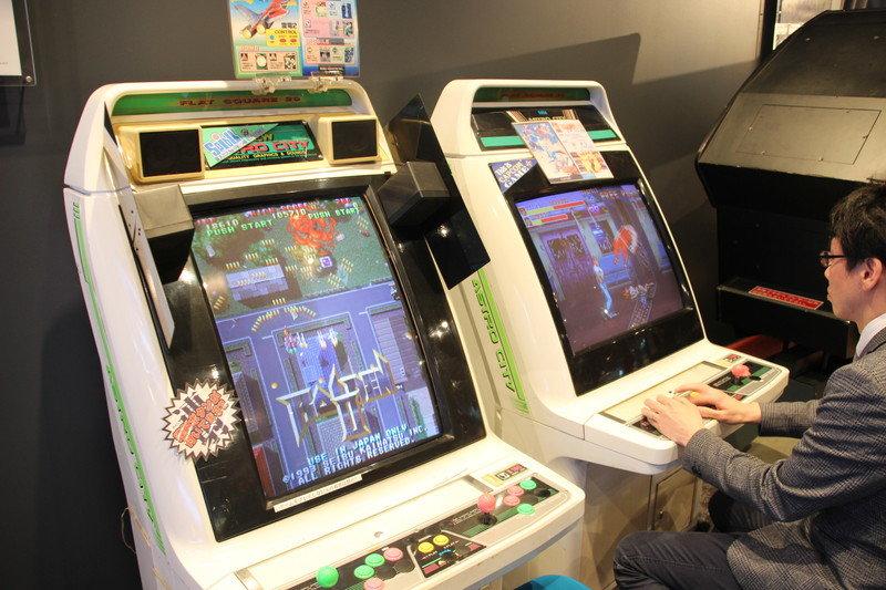 人气游戏FGO厂员工街机厅开张!经典好玩游戏一箩筐