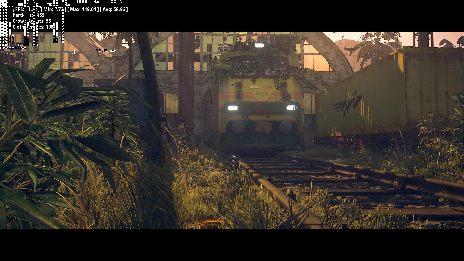 《杀手2》打上DX12补丁后表现惊人 游戏性能极大提升