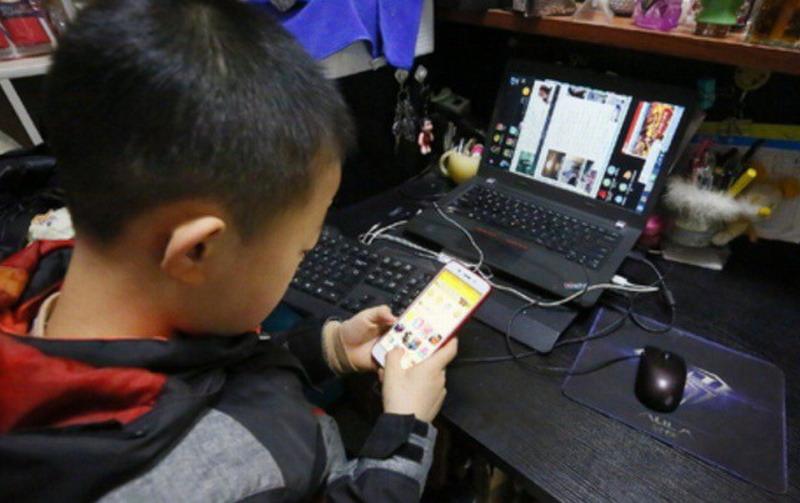我国未成年网民1.69亿 未成年人网络普及率达93.7%