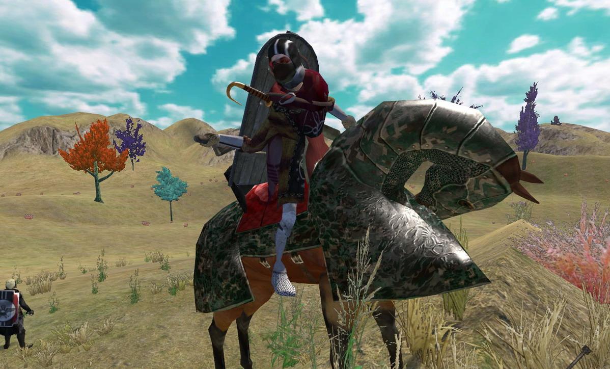 《骑马与砍杀》MOD普拉迪格姆世界更新 全宇宙大混战