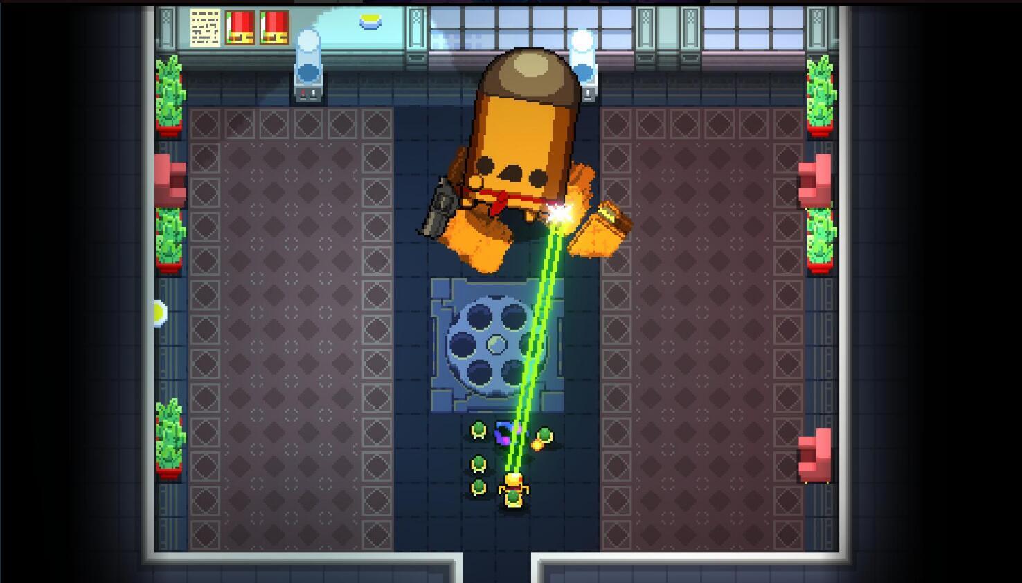 《挺进地牢》销量突破250w 4月5日将推出免费DLC