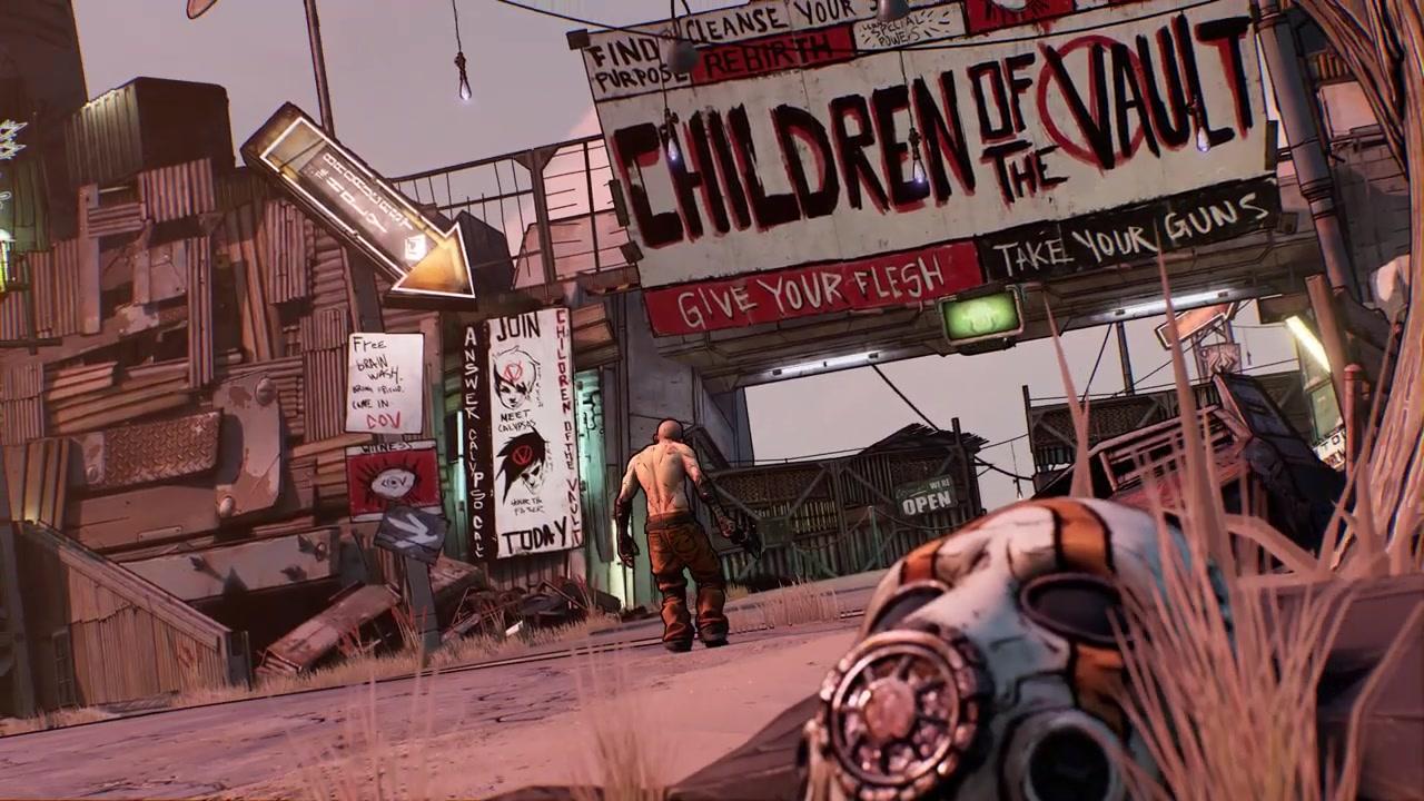 《无主之地3》正式公布 游戏中枪支将超过10亿