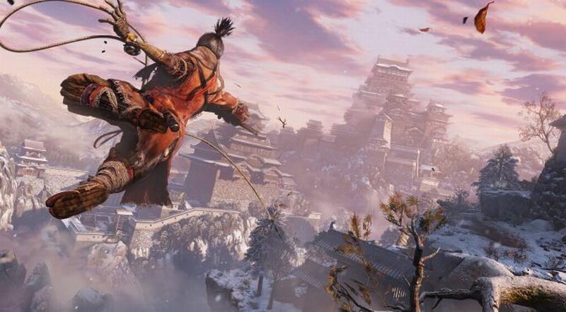 游戏晚报 《无主之地3》正式公布!《只狼》或应推低难度
