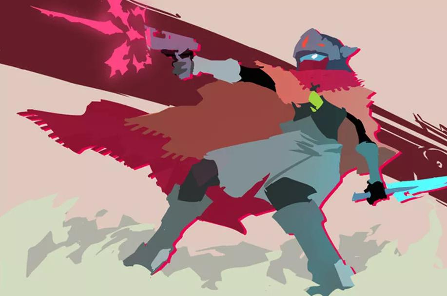 2D像素高难游戏《终极闪光:流浪者》将改编成动画
