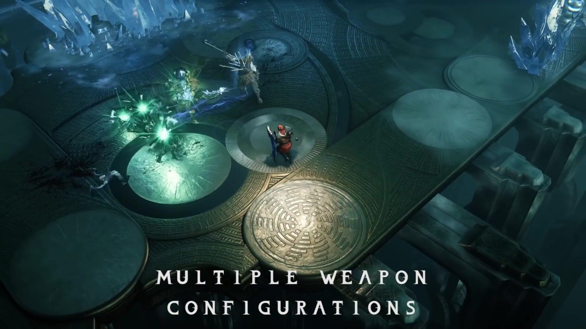 CE引擎ARPG《破坏领主》公布beta版实机游戏演示