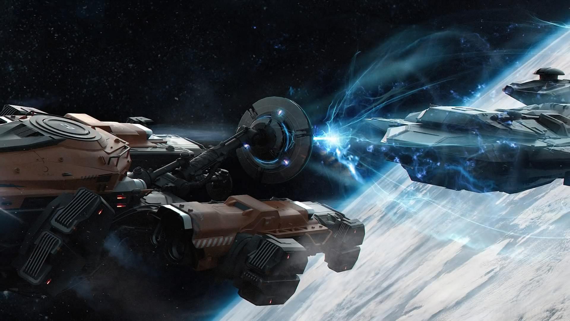 《星际公民》大型更新即将上线