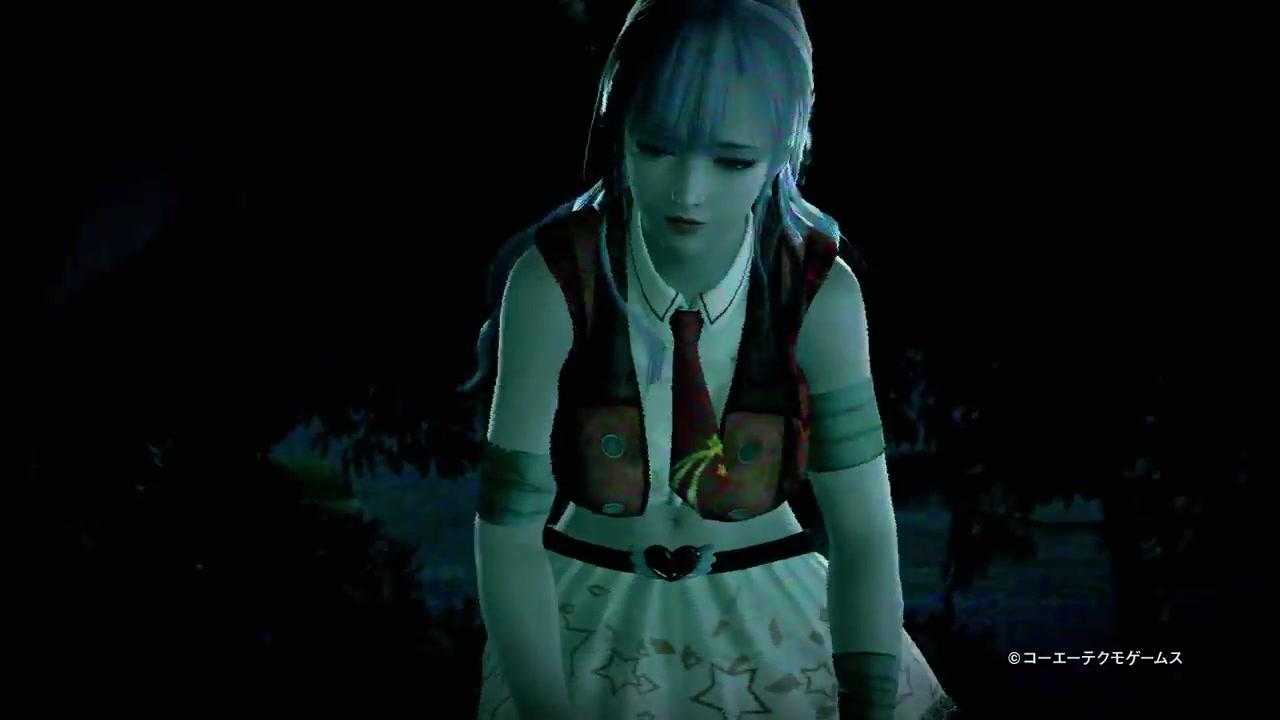 《死或生:女神假期》菲欧娜变身僵尸迎接愚人节