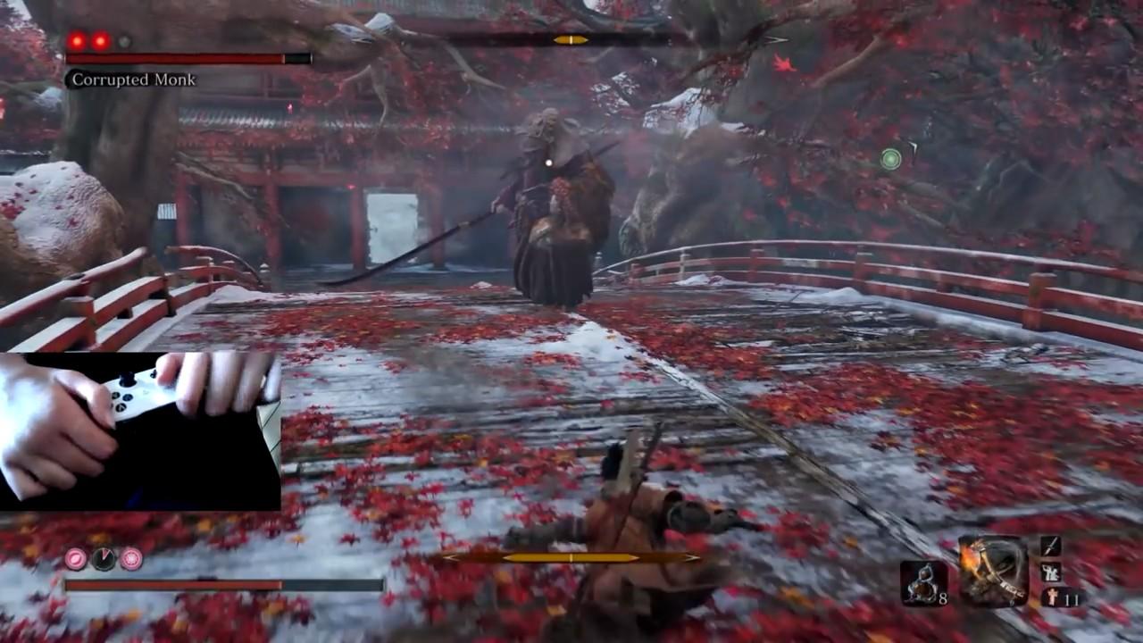 《只狼》需要简单模式?这位瘫痪玩家告诉你:NO!