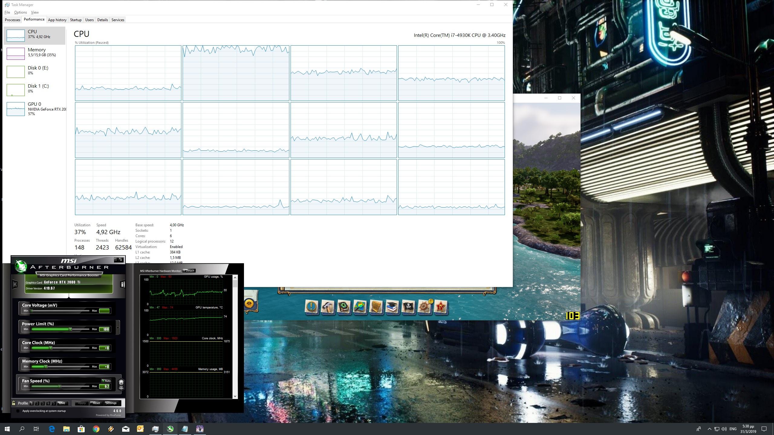 《海岛大亨6》PC性能表现分析 画面不错不吃CPU配置