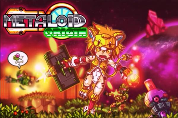 《Metaloid:起源》英文免安装版