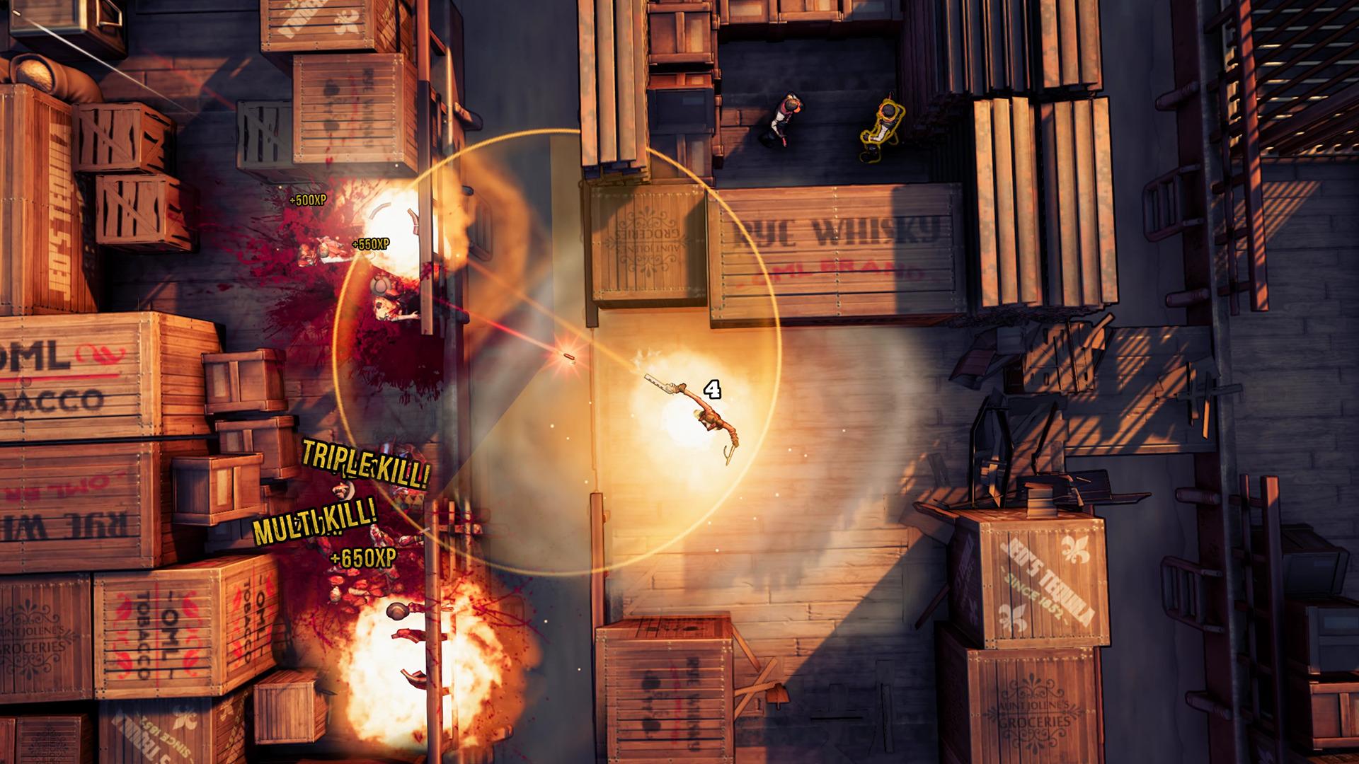 Techland新作《神之扳机》预告及截图 爆炸效果惊人