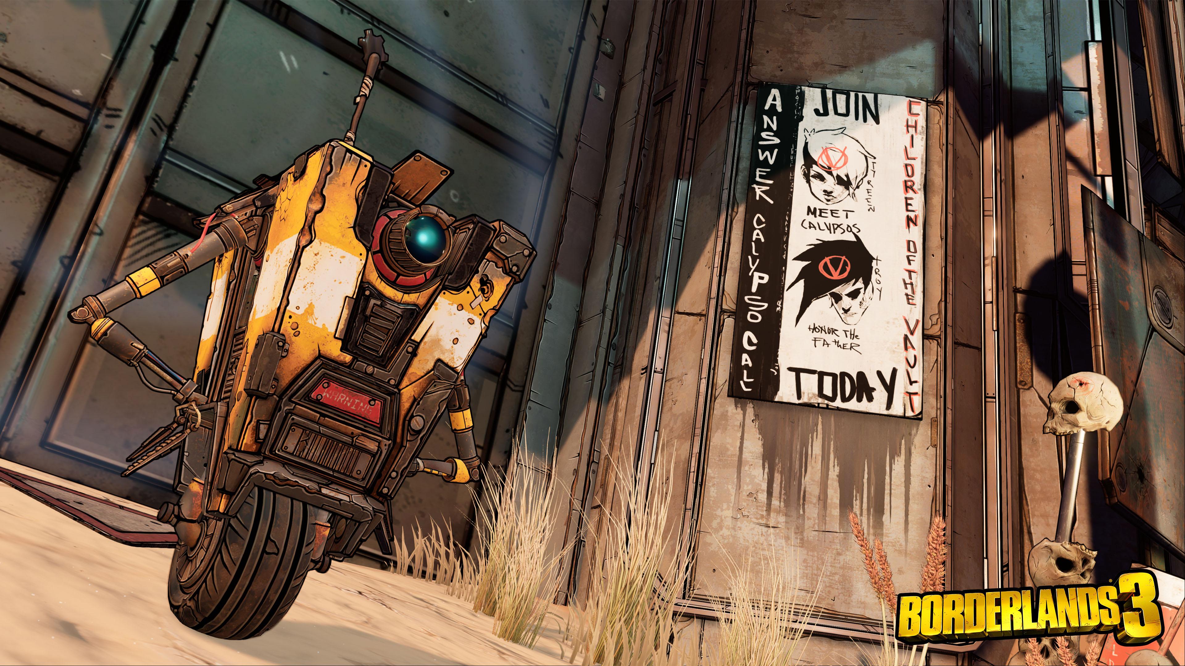 《无主之地3》发售日正式公布 支持简中和国语配音