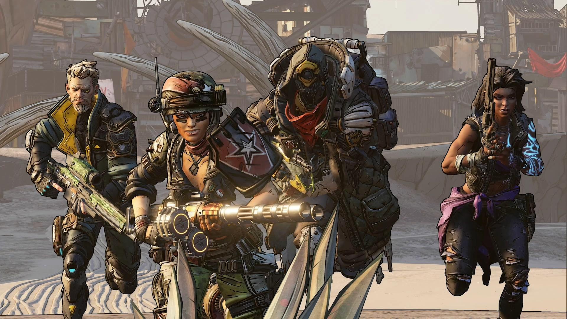 《无主之地3》开发商表示:选择EPIC商城是有风险的