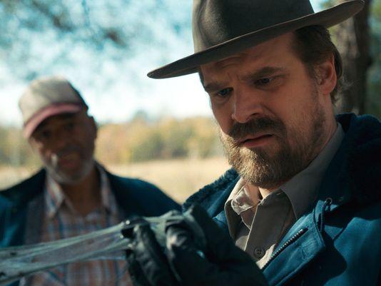 《黑寡妇》独立电影新卡司曝光 《怪奇物语》男星David Harbour加盟