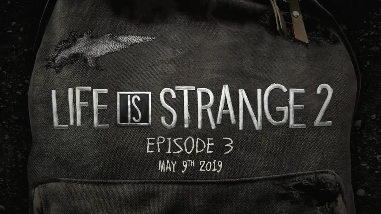 《奇异人生2》第三章前导预告 剧情和发售日公布