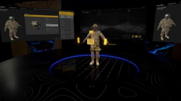 微软展示军用版HoloLens2 像是现实版《使命召唤》