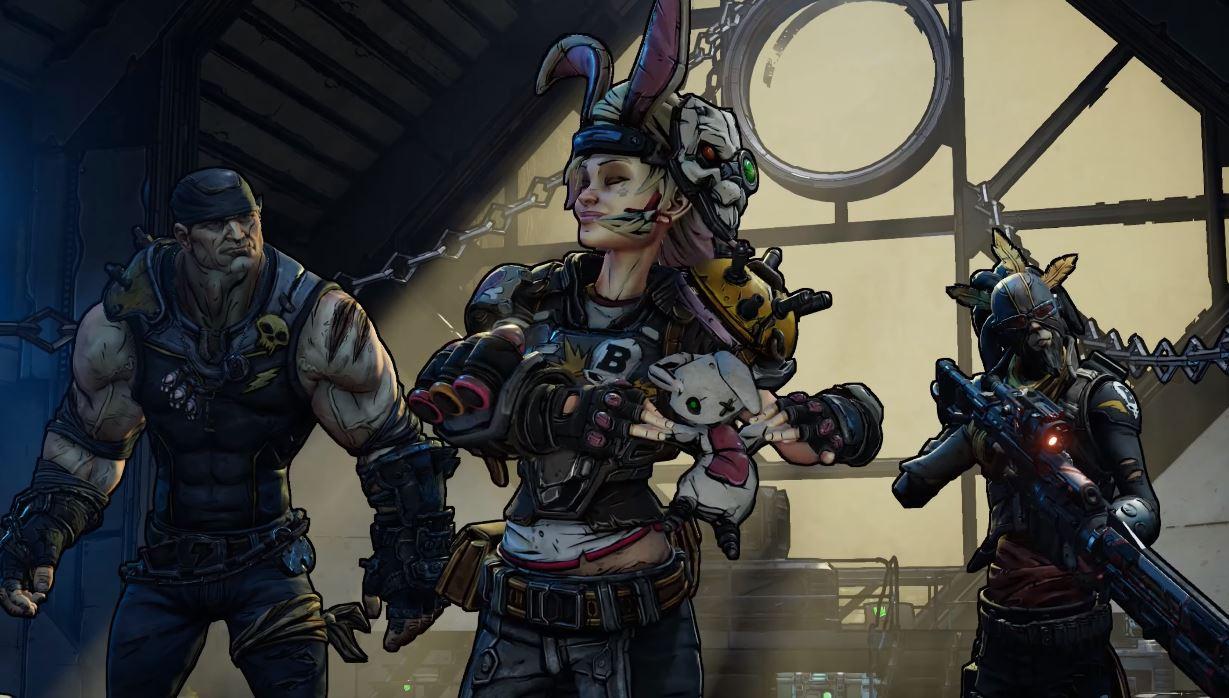 《无主之地3》 多人模式下 玩家战利品仅对自己可见
