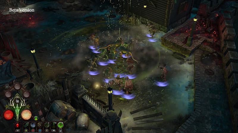 《战锤:混沌祸根》首度释出全新职业木精灵介绍