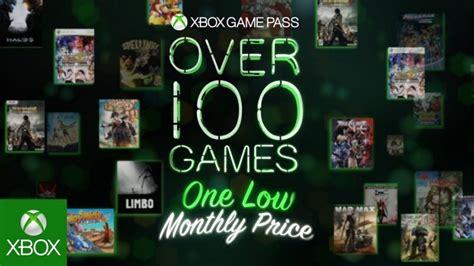 别说了钱你拿走 Xbox将于本周为XPG加入6款新游戏