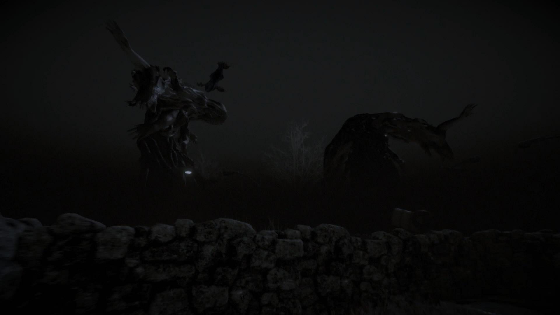 恐怖游戏《遗留之人》预告 探索荒凉而诡异的小镇