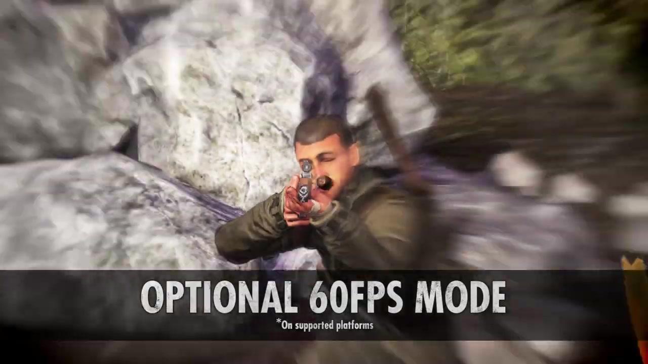 《狙击精英V2重制版》新对比视频公布 发行日期确定