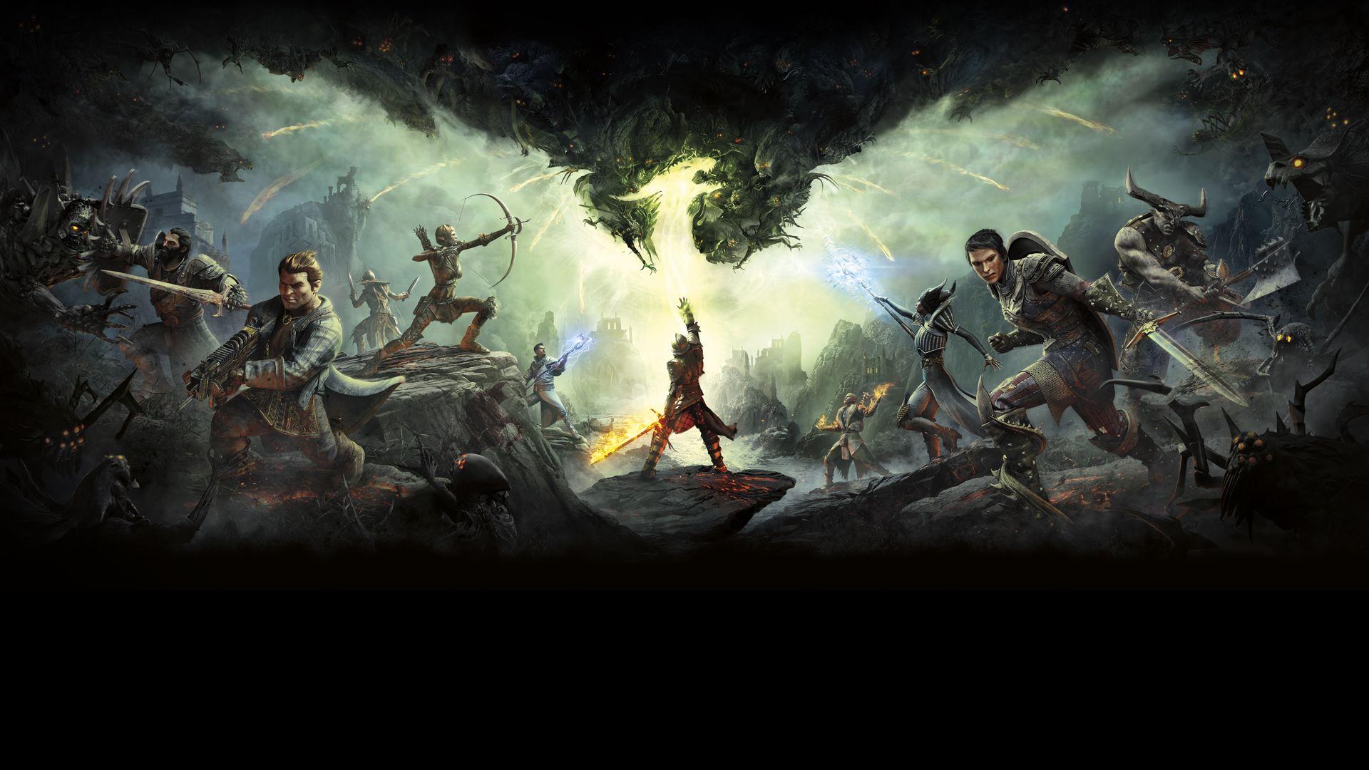 《龙腾世纪4》原先间谍强盗设定 玩家抉择改变世界