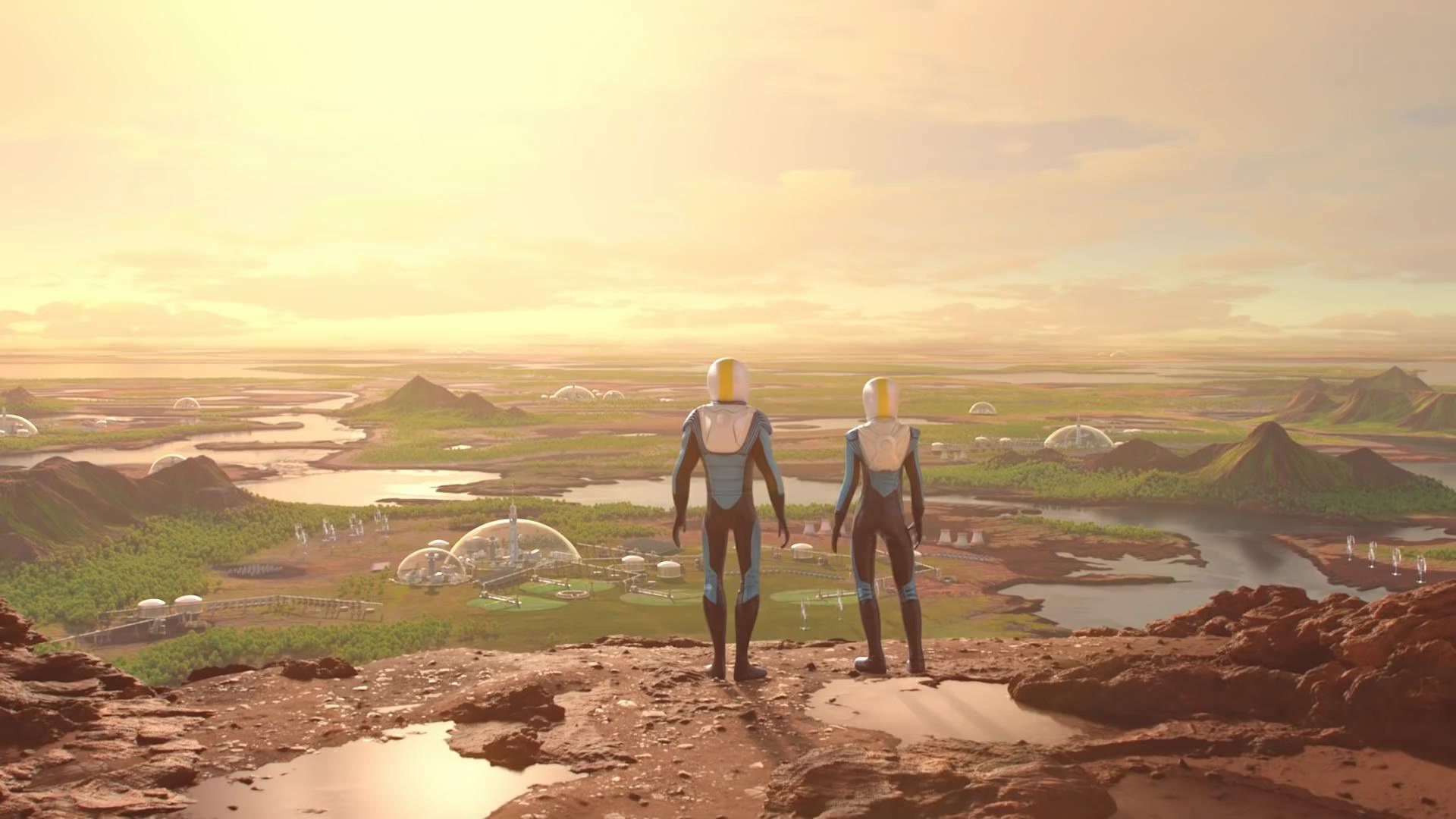《火星求生》新DLC绿色星球公布 引入地球化设定