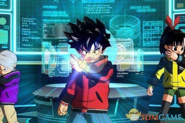 《超级龙珠英雄:世界任务》紫色药瓶作用效果介绍