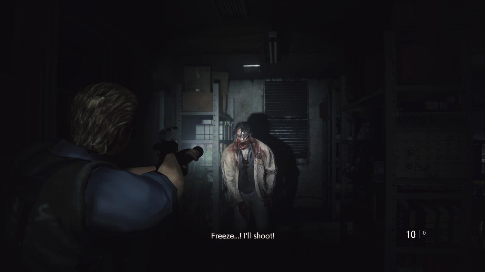 《生化危机2:重制版》新Mod允许玩家扮演威斯克