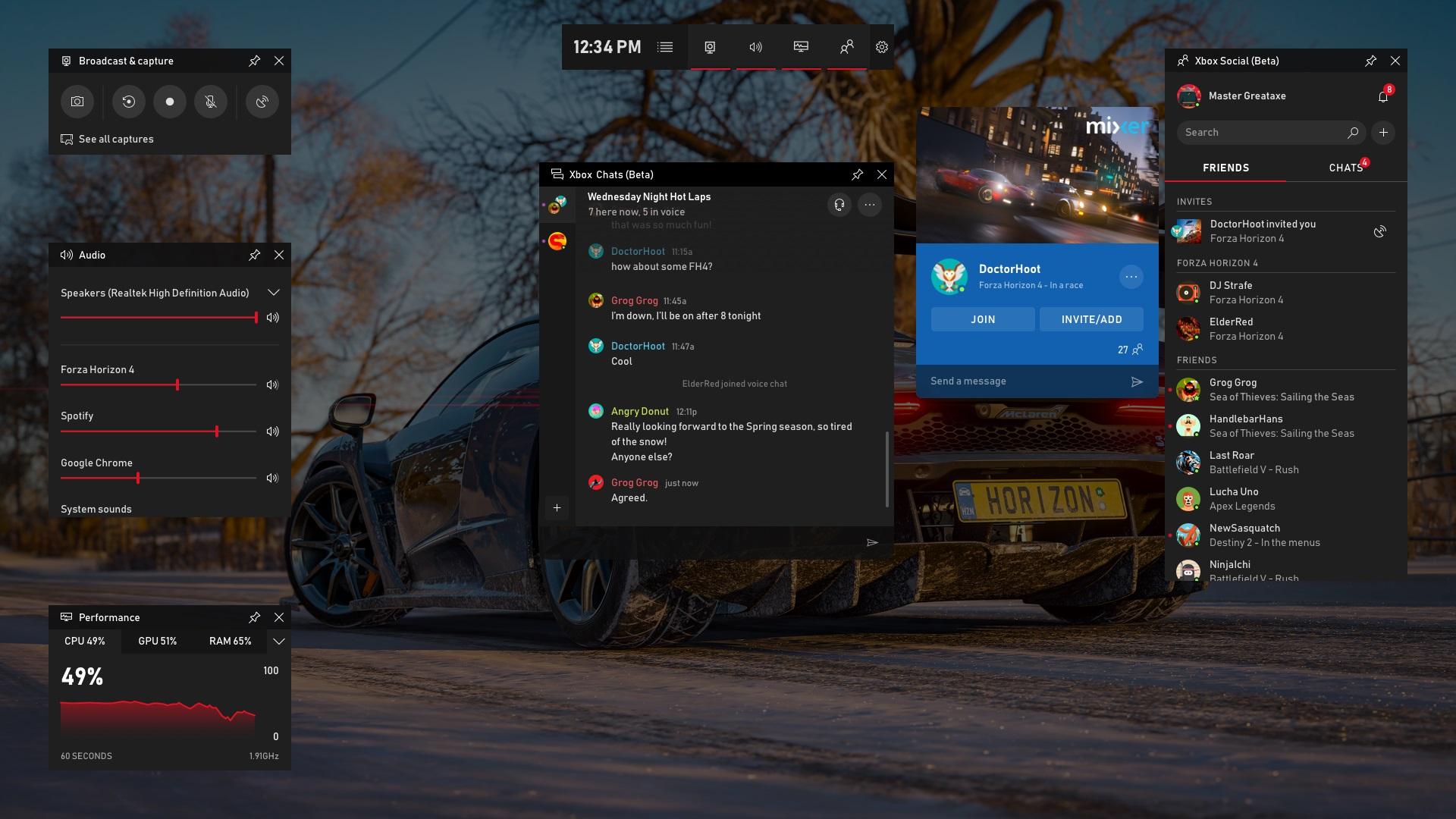 Windows 10「Game bar 游戏列」预计发布更新