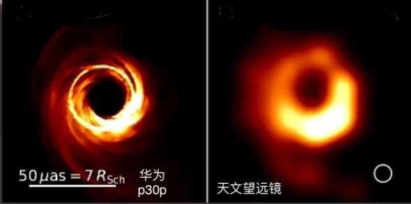 人类首张黑洞图片被疯狂恶搞 网友灵魂PS各显神通