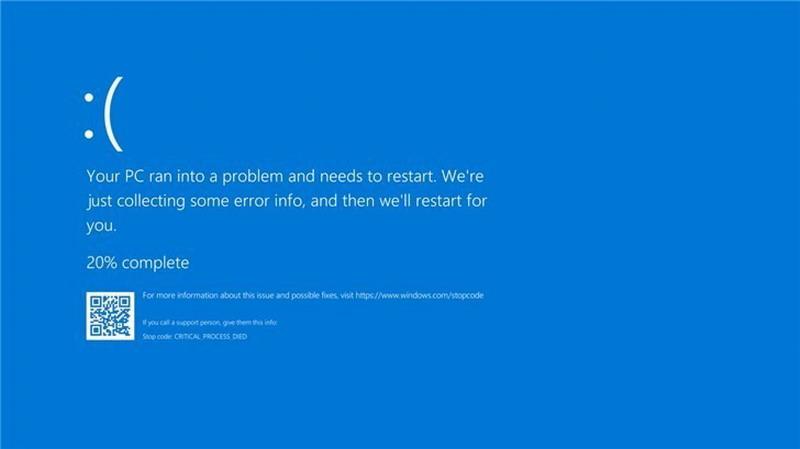Win10五月更新不修复玩游戏蓝屏死机 让开发者背锅?
