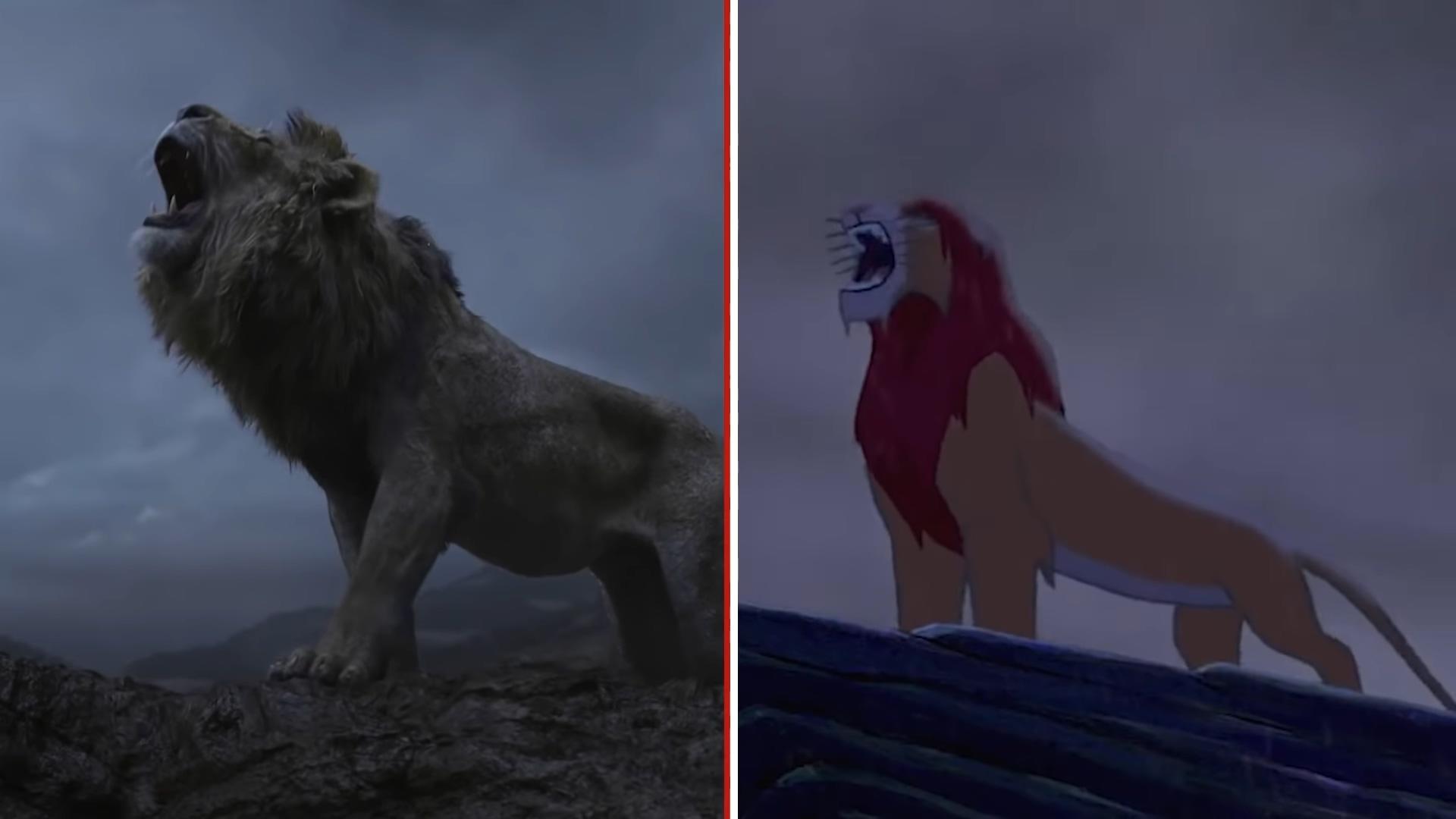 全球资讯_《狮子王》真人电影版中文版预告 2019和1994版对比_3DM单机