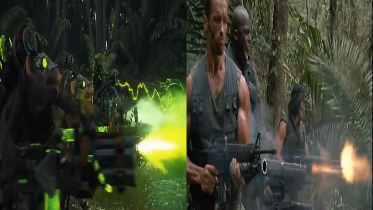 《全面战争:战锤2》新DLC预告竟与《铁血战士》场景相似