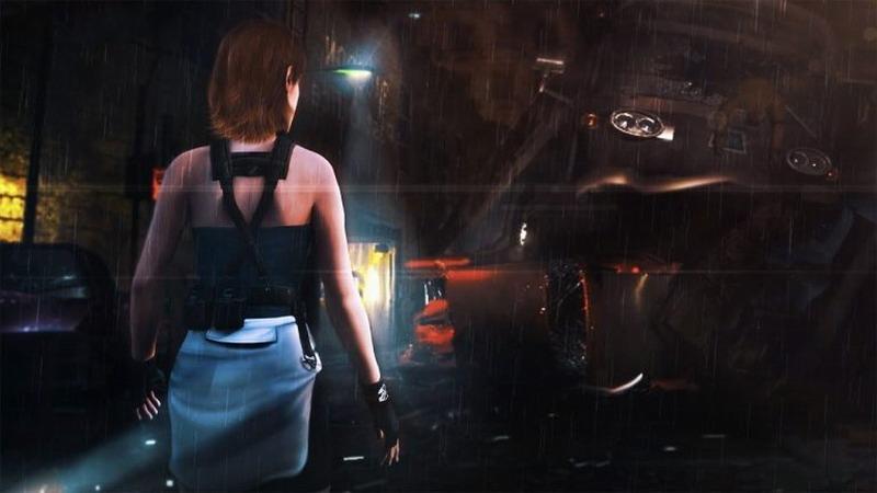 玩家对《生化3重制版》的期望:更多枪械 更多互动