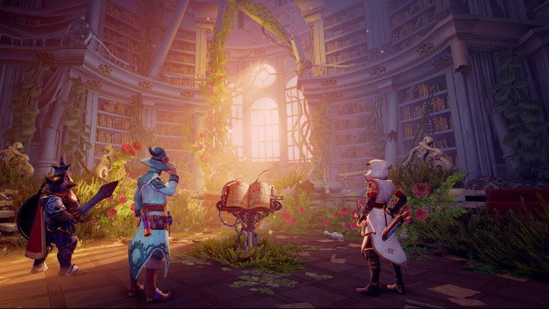 《三位一体4》游戏更多细节公布 或支持四人模式