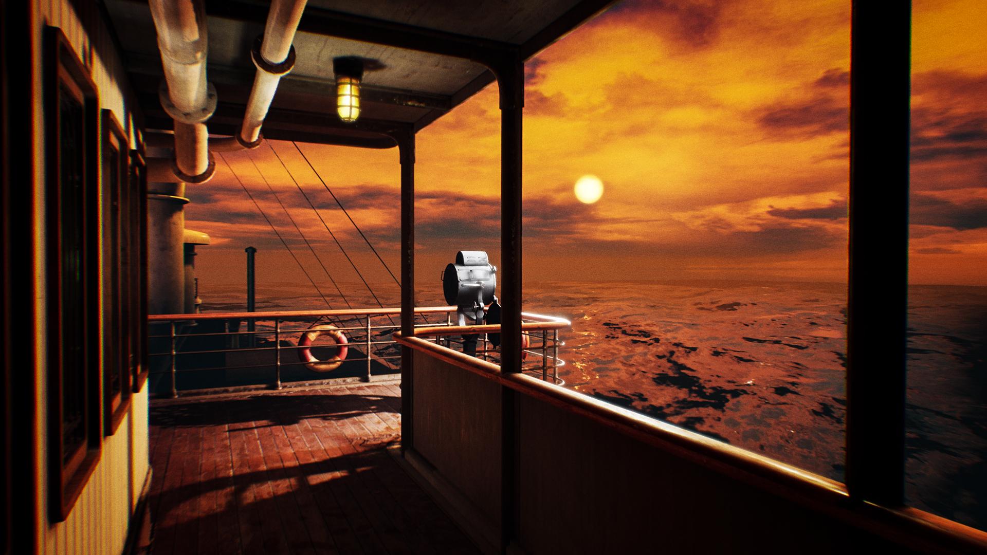 恐怖游戏《层层恐惧2》登陆Steam 暂不支持中文