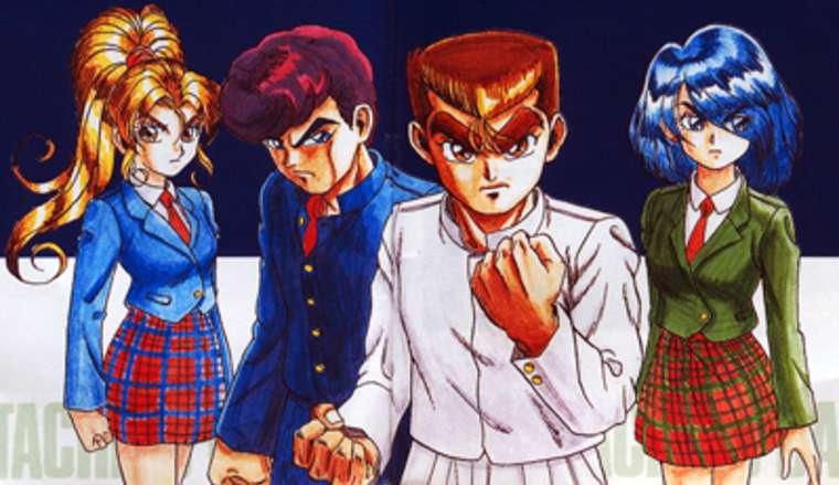 美少女主角热血系列新游戏由《魂斗罗4》开发商制作