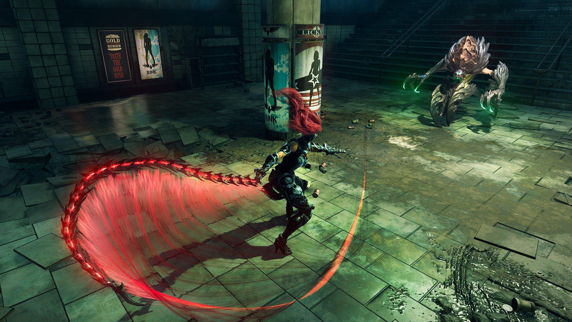 《暗黑血统3》今日更新 二周目模式上线