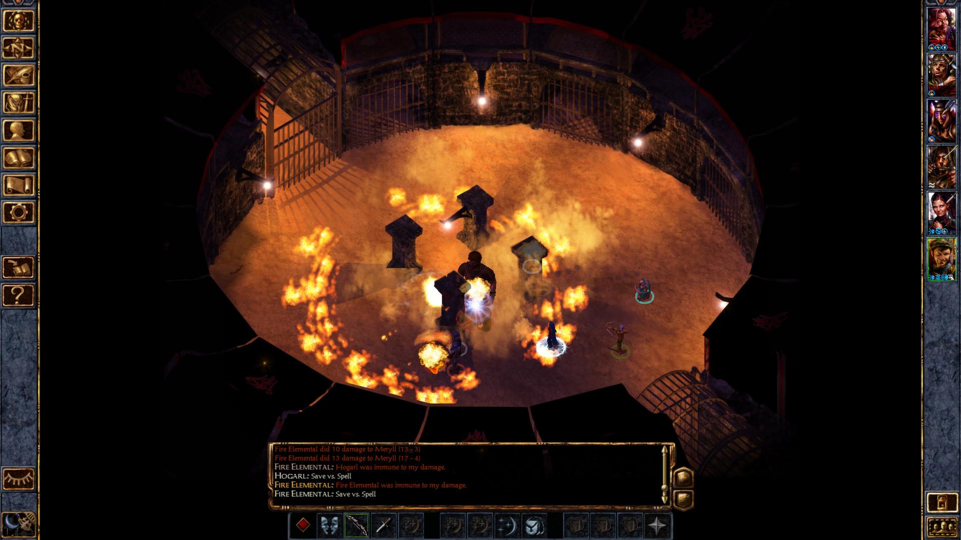 CRPG玩家盛宴 《博德之门》《无冬之夜》经典游戏Steam打折中