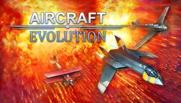 《飞机进化》英文免安装版