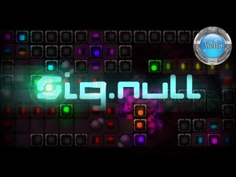 《Sig.NULL》英文免安装版